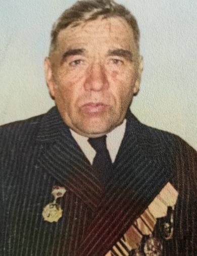Салихов Ибрагим