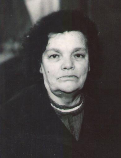 Карпович Александра Николаевна