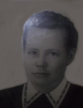 Лебедева (Катанаева) Нина Васильевна