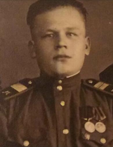 Бабушкин Александр Гордеевич
