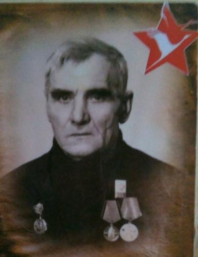 Михеенко Федор Иванович