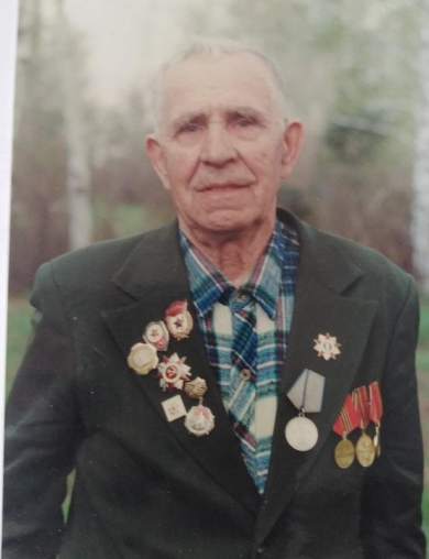 Коновалов Егор Павлович