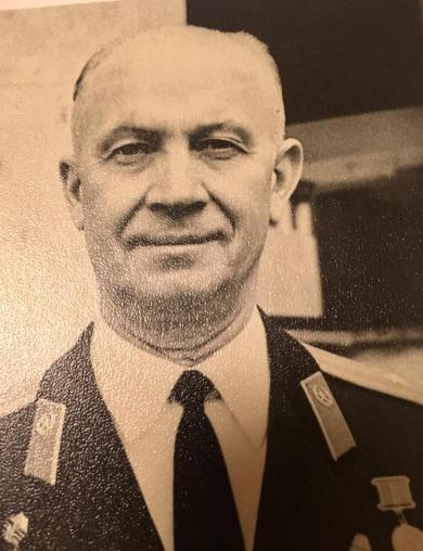 Павлов Николай Алексеевич