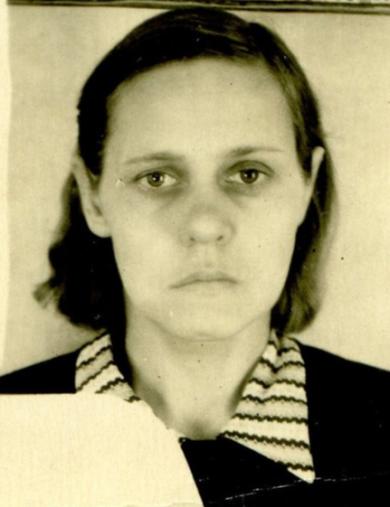 Воробьёва Нина Михайловна