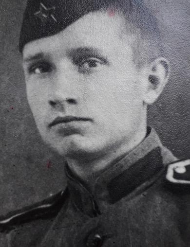 Плютов Василий Иванович
