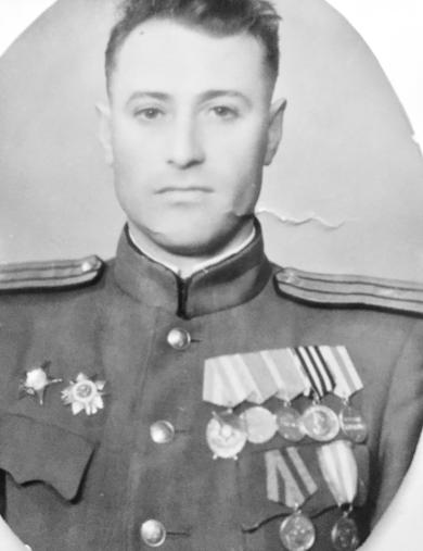 Попов Брий Фёдорович