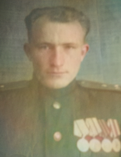Бармин Кузьма Михайлович