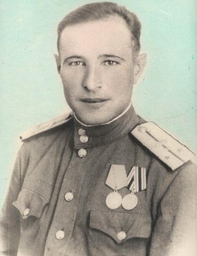 Климов Афанасий Пантелеевич