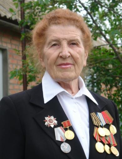 Буркина Таисия Марковна