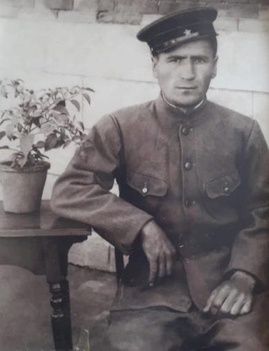 Щербаков Кузьма Абрамович