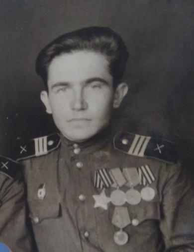 Бородин Николай Прокофьевич