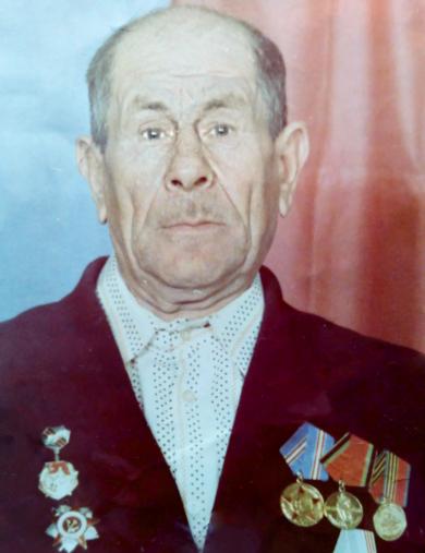 Мягких Григорий Никанорович