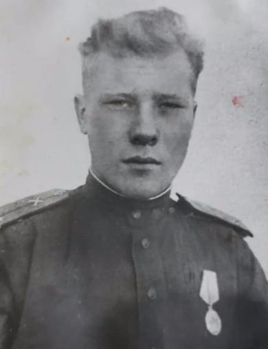 Захаров Лев Павлович