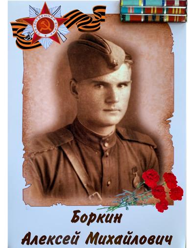Боркин Алексей Михайлович