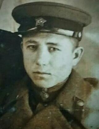 Бережной Фёдор Иванович