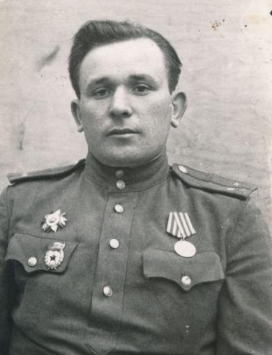 Барсуков Федор Степанович