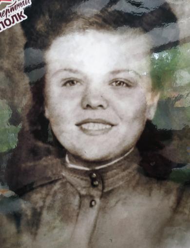 Казанцева Мария Николаевна