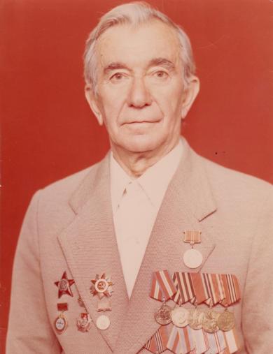 Аведов Петр Агасарович