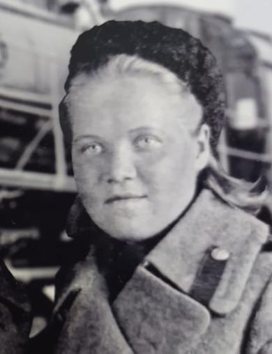 Любинецкая Антонина Матвеевна