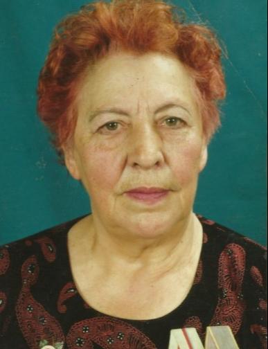 Кондратенко(Пастушенко) Александра Николаевна