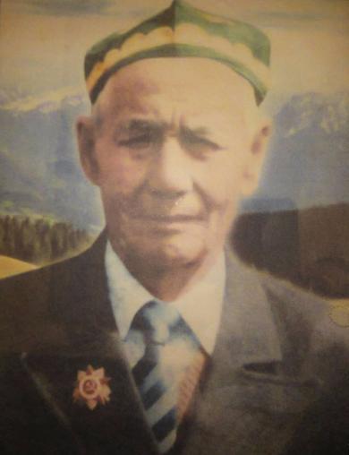 Шагиев Кабижан