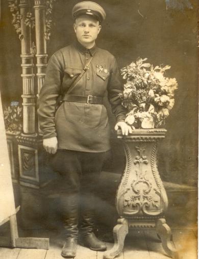 Половинкин Семен Герасимович