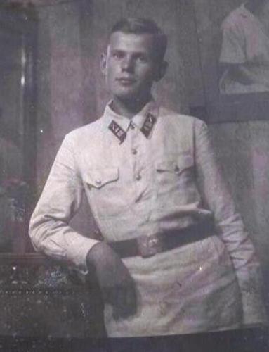 Новиков Владимир Алексеевич