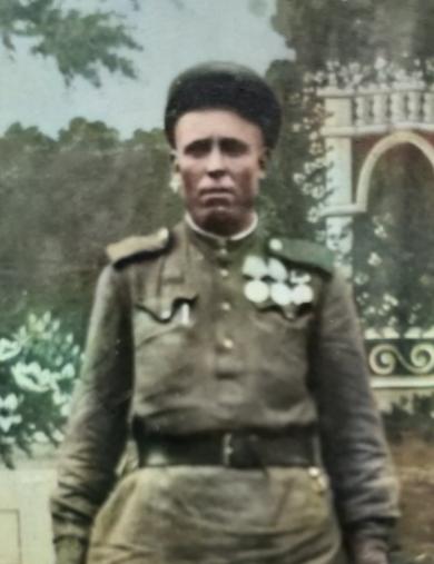 Николин Яков Алексеевич