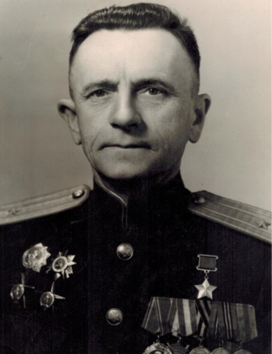 Волков Сергей Петрович