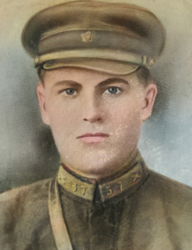 Паляничкин Яков Николаевич