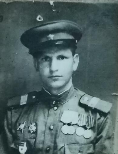 Цымбалов Степан Иванович