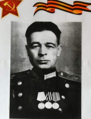 Шабашенков Василий Васильевич