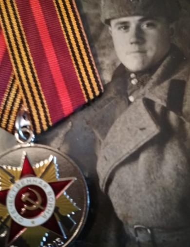Тишевский Григорий Митрофанович