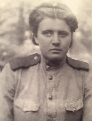 Давыдова Александра Ивановна
