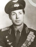 Петров Борис Афанасьевич
