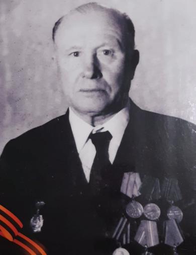 Ежов Георгий Федорович