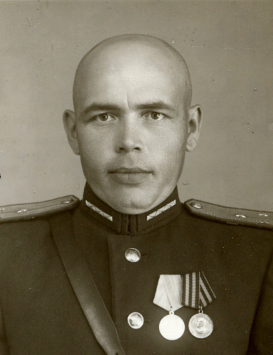 Башкин Кузьма Сергеевич
