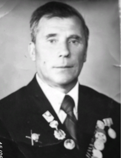 Сухарев Фёдор Павлович