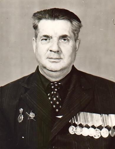 Левкин Иван Иванович
