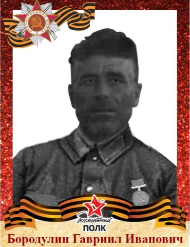 Бородулин Гавриил Иванович