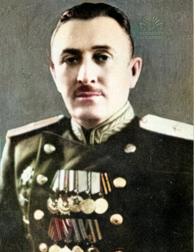 Зарелуа Владимир Евктимович