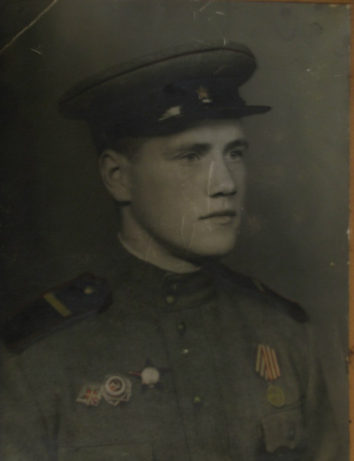 Потехин Георгий Дмитриевич