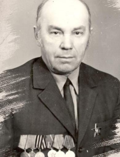 Ворона Тихон Андреевич