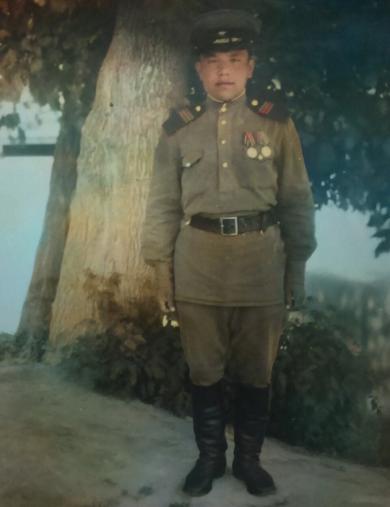 Челянов Ибрагим Халилович