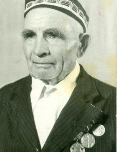 Гаффаров Загидулла Сахиуллович