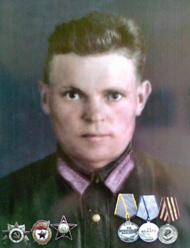 Стёпкин Иван Фёдорович