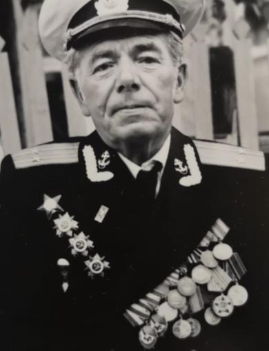 Голубев Григорий Михайлович