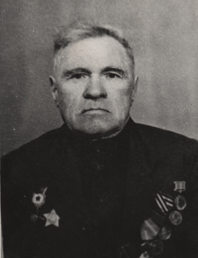 Нефёдов Григорий Николаевич
