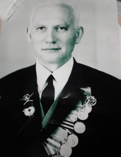 Кесельман Соломон Абрамович