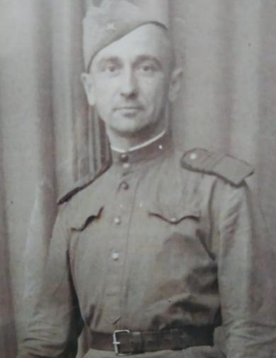 Чушанин Александр Степанович